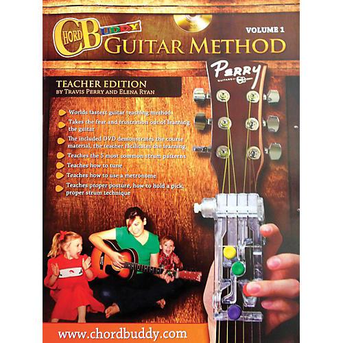 Perry\'s Music ChordBuddy Guitar Method Volume 1 Teacher Book with ...