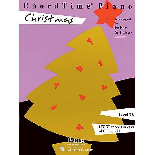 Faber Piano Adventures ChordTime® Christmas (Level 2B) Faber Piano Adventures® Series Disk