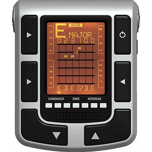 D'Addario Planet Waves Chordmaster/Tuner/Metronome