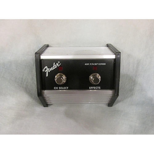 Fender Chorus Footswitch Pedal
