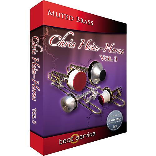 Best Service Chria Hein Horns Vol. 3 Muted Brass Sample Library