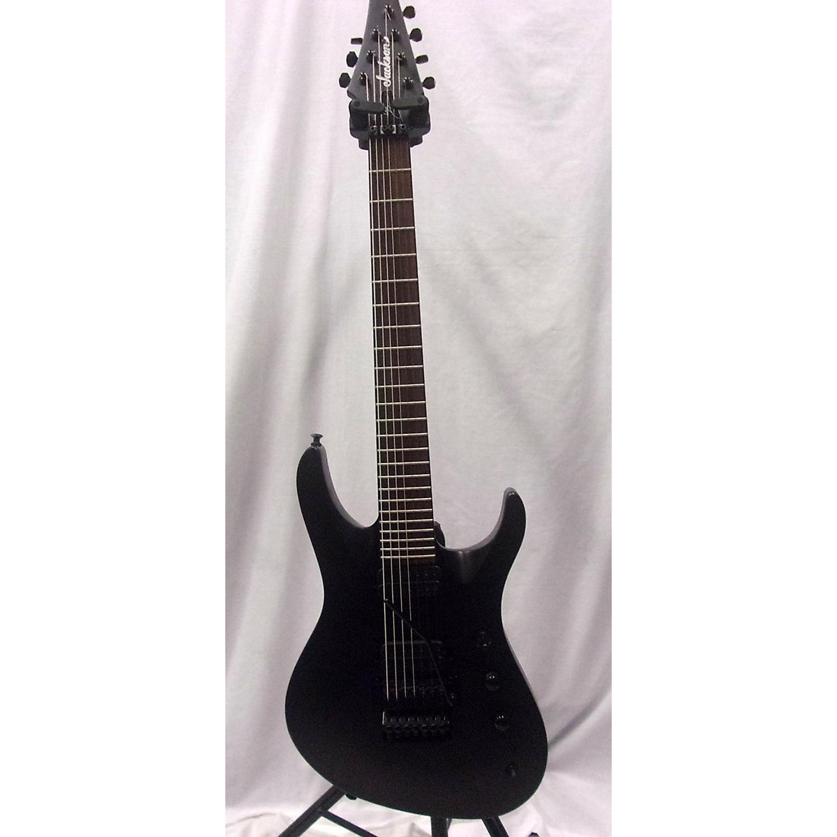 Jackson Chris Broderick Soloist 7 String Solid Body Electric Guitar