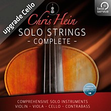Best Service Chris Hein Solo Strings Complete Upgrade from Cello