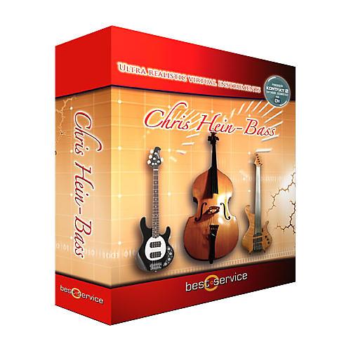 Best Service Chris Hein Virtual Bass