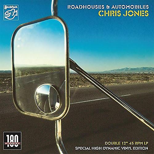 Alliance Chris Jones - ROADHOUSES & AUTOMOBILES (45RPM 180 GRAM)