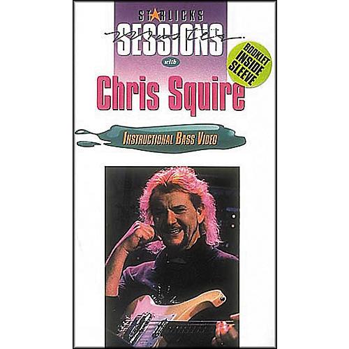 Star Licks Chris Squire (VHS)