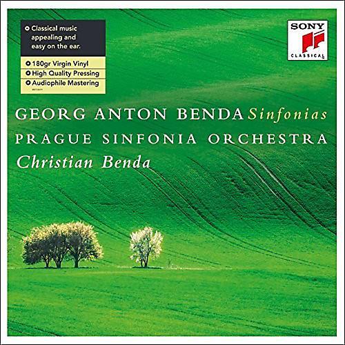 Alliance Christian Benda - Georg Anton Benda: Sinfonias