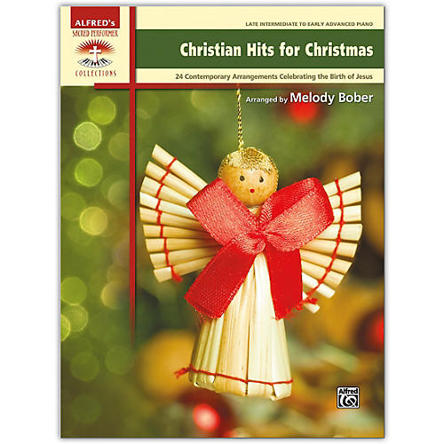 Alfred Christian Hits for Christmas Late Intermediate / Early Advanced
