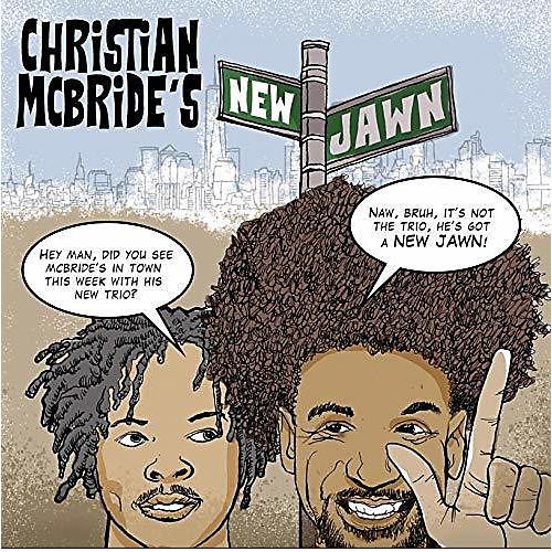Alliance Christian McBride - Christian Mcbride's New Jawn
