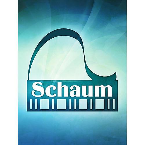 SCHAUM Christmas Card: Santa at Keyboard (8-Pack Notecards) Educational Piano Series
