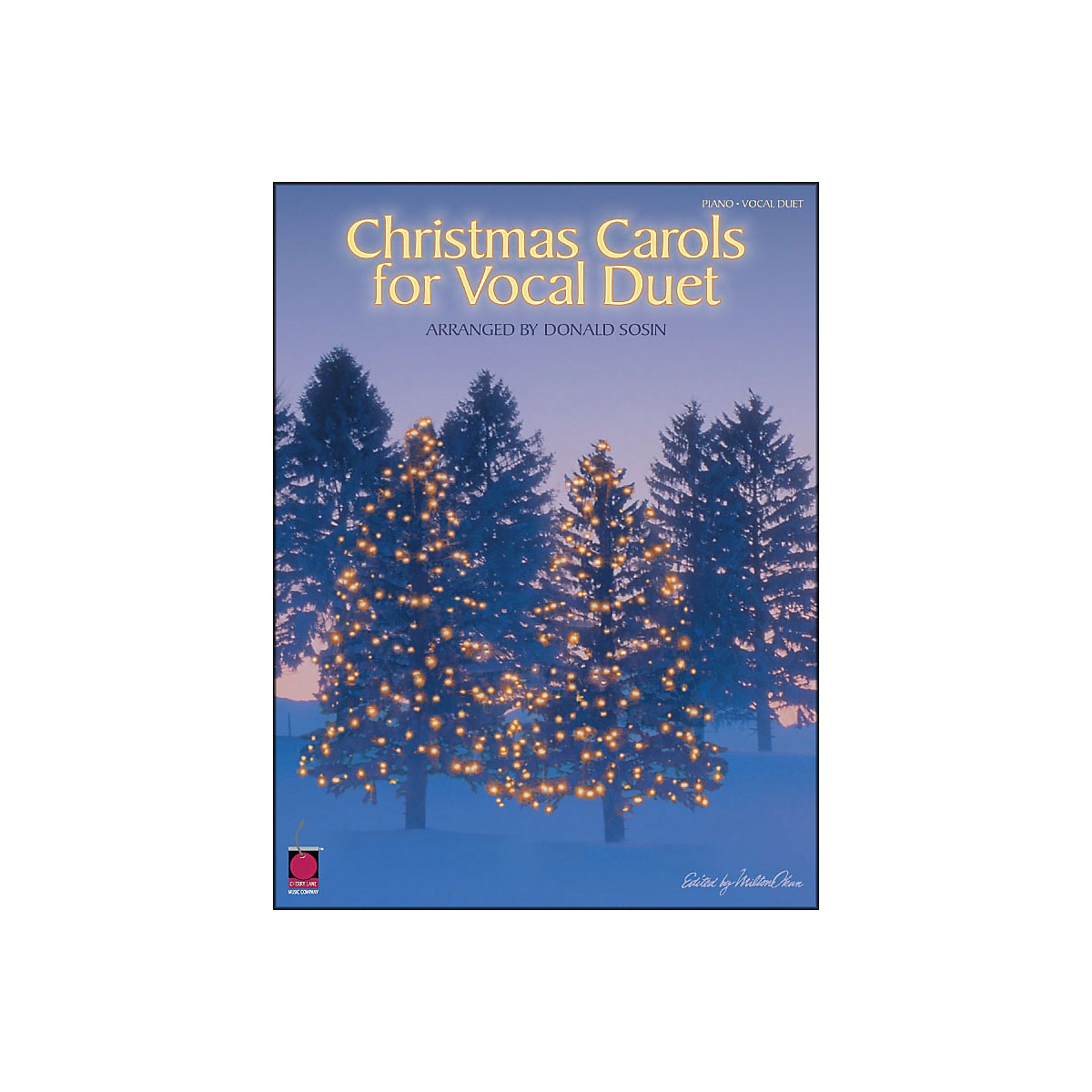 Cherry Lane Christmas Carols for Vocal Duet
