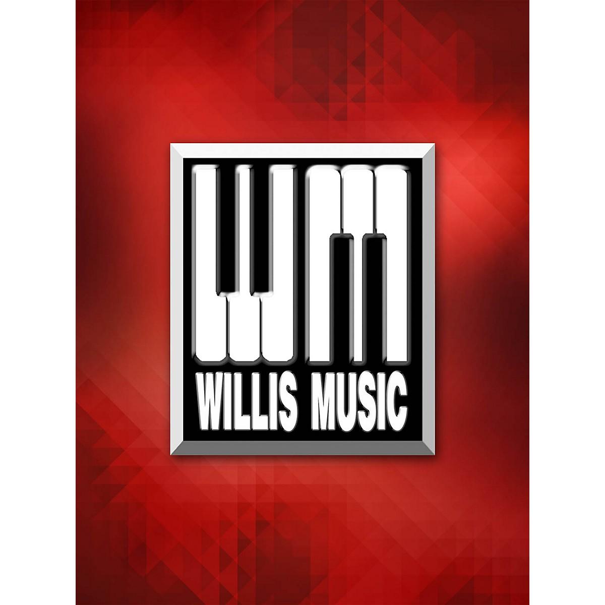 Willis Music Christmas Carols for the Beginning Guitarist Willis Series