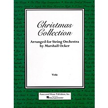 Associated Christmas Collection (Double Bass Part) Orchestra Series Composed by Various