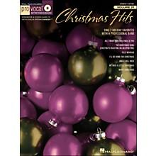 Hal Leonard Christmas Hits - Pro Vocal Songbook & CD for Female Singers Volume 39