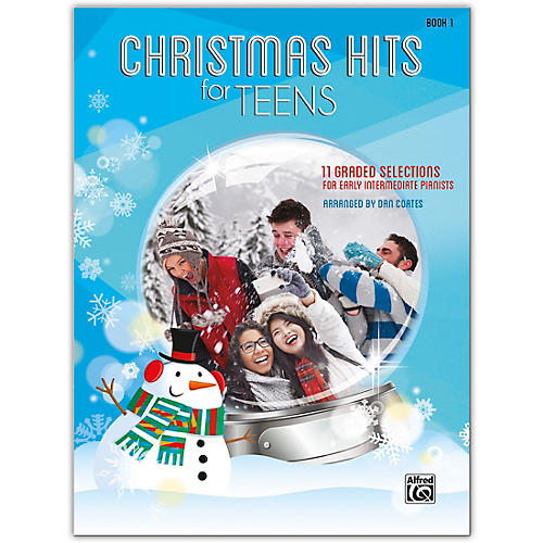 Alfred Christmas Hits for Teens, Book 1 Early Intermediate
