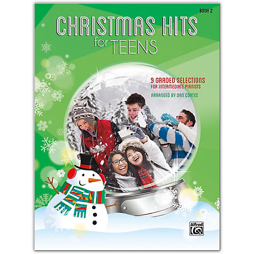 Alfred Christmas Hits for Teens, Book 2 Intermediate