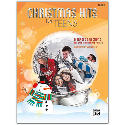Alfred Christmas Hits for Teens, Book 3 Late Intermediate