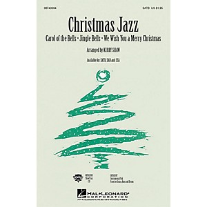 Hal Leonard Christmas Jazz Collection SSA Arranged by Kirby Shaw by Hal Leonard