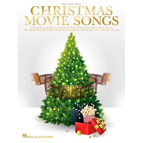 Hal Leonard Christmas Movie Songs for piano/vocal/guitar