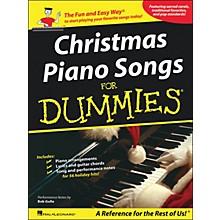 Hal Leonard Christmas Piano Songs for Dummies