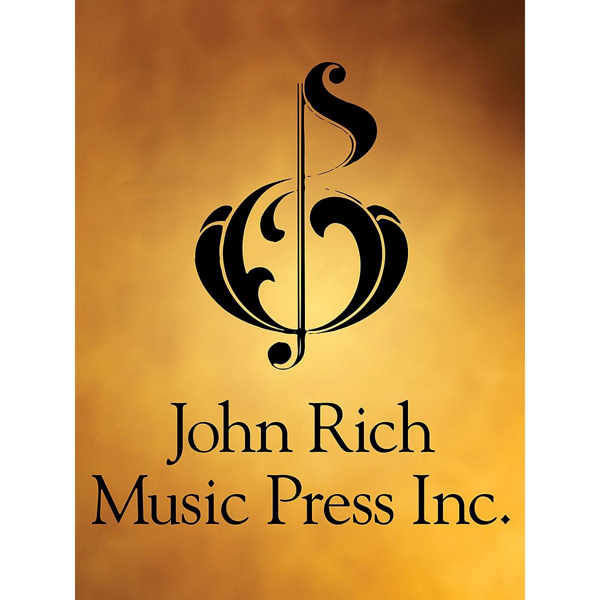 John Rich Music Press Christmas Portrait, Vol. 1 Pavane Publications Series