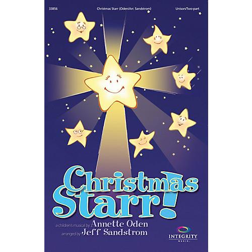 Integrity Music Christmas Starr! (A Children's Musical) CD 10-PAK Arranged by Jeff Sandstrom