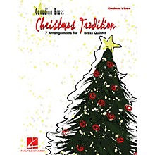 Hal Leonard Christmas Tradition Brass Ensemble Series by Various