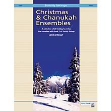 Alfred Christmas and Chanukah Ensembles Viola