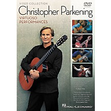 Hal Leonard Christopher Parkening - Virtuoso Performances Collection (DVD)