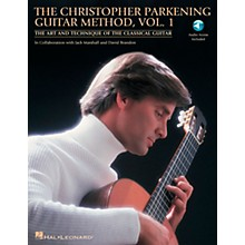 Hal Leonard Christopher Parkening Guitar Method Volume 1 Book/Online Audio