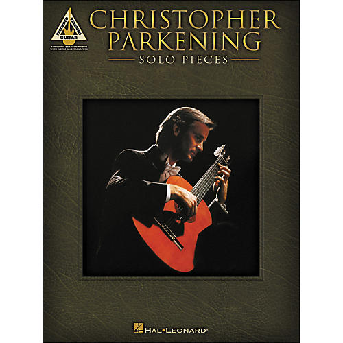Hal Leonard Christopher Parkening Solo Pieces Tab Book