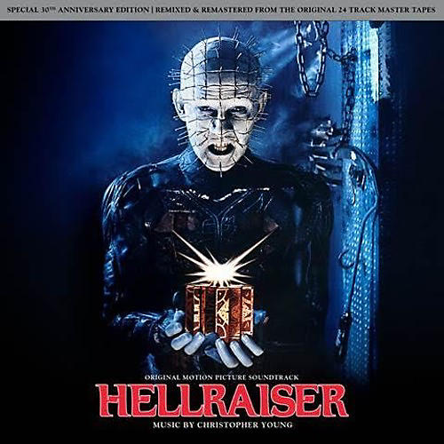 Alliance Christopher Young - Hellraiser (Special 30th Anniversary Edition) (Original Motion Picture Soundtrack)
