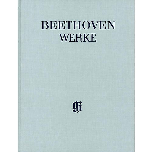 G. Henle Verlag Christus am Ölberge Op. 85 (Hardcover Edition) Score Composed by Ludwig van Beethoven