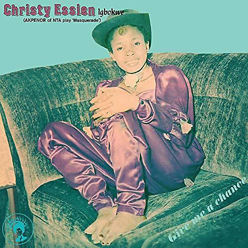 Alliance Christy Essien - Give Me A Chance