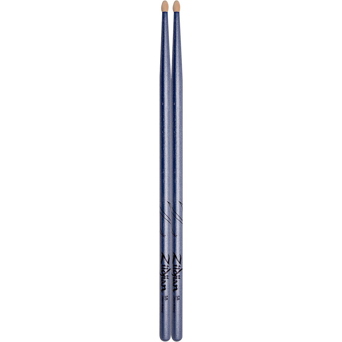 Zildjian Chroma Blue Drum Sticks