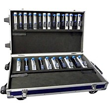Suzuki Chromatic ToneChime Hand Set Level 1 HB-25 25-Note Chromatic Set