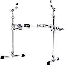 PDP by DW Chrome Plated Drum and Cymbal Rack Package