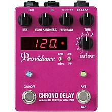 Providence Chrono Delay / Digital Delay Effects Pedal