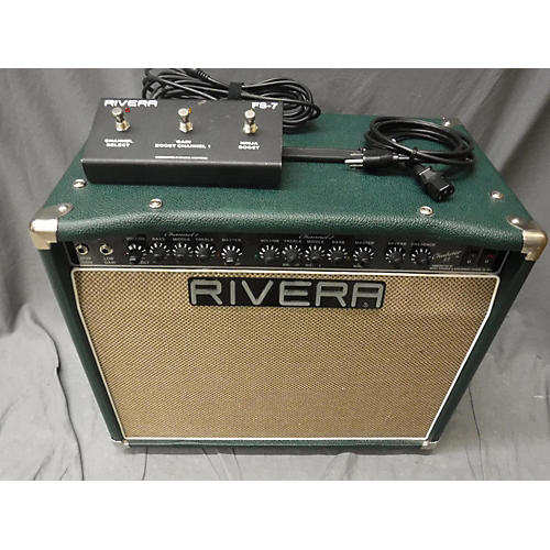 Rivera Chubster 55 Tube Guitar Combo Amp
