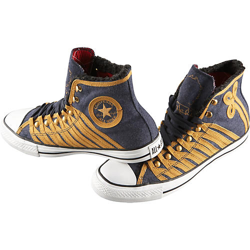 07de0d4ff5b0 Converse Chuck Taylor All Star High Top Jimi Hendrix Loop Lace Shoes ...