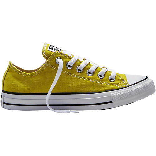 Converse Chuck Taylor All Star Oxford Bitter Lemon Straw Yellow