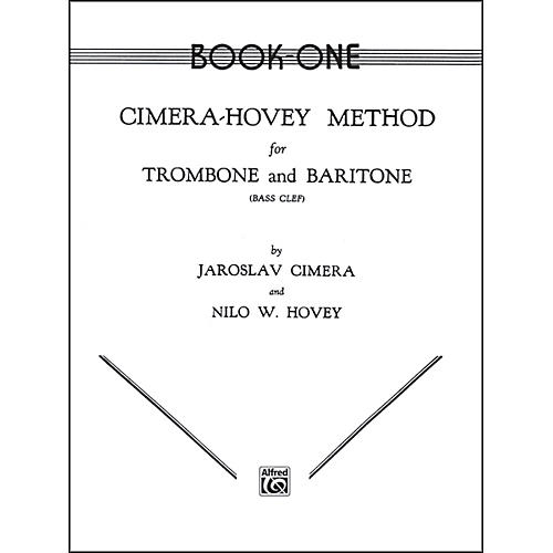 Alfred Cimera - Hovey Method for Trombone and Baritone Book I