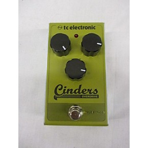 used tc electronic cinders effect pedal guitar center. Black Bedroom Furniture Sets. Home Design Ideas