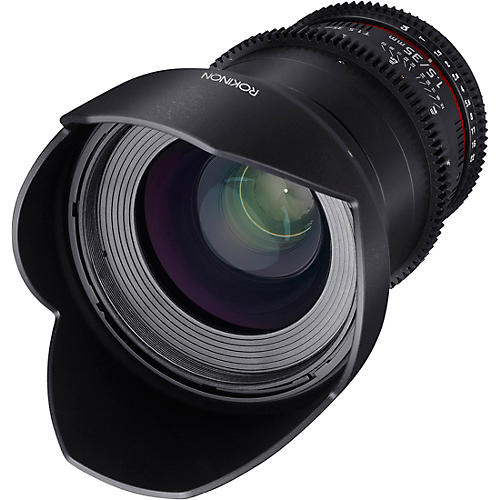 Rokinon Cine DS 35mm T1.5 Wide Angle Cine Lens for Sony E-Mount