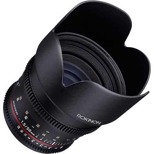 Rokinon Cine DS 50mm T1.5 Cine Lens for Sony E-Mount
