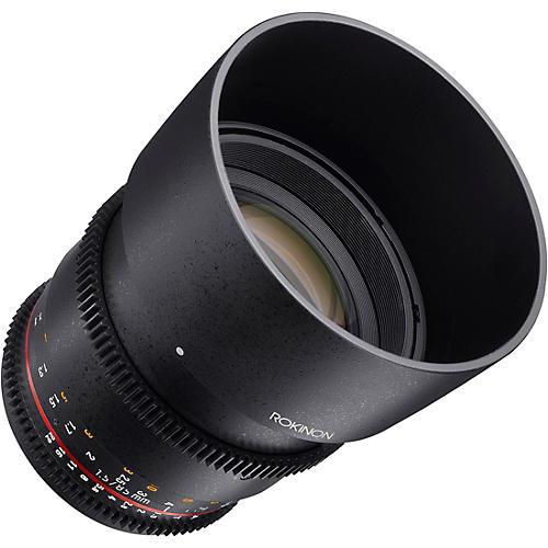 Rokinon Cine DS 85mm T1.5 Cine Lens for Sony E-Mount