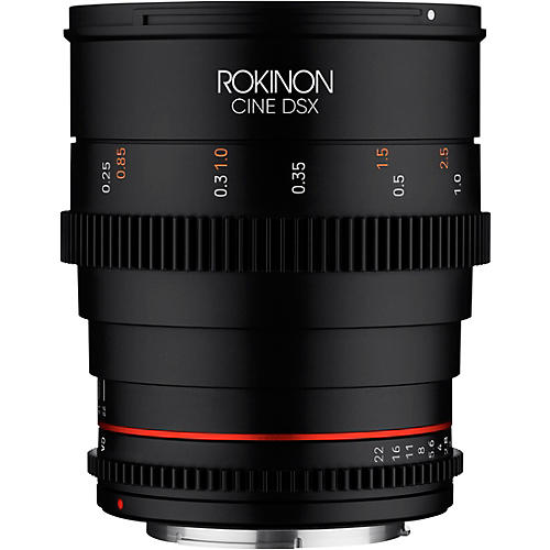 Rokinon Cine DSX 24mm T1.5 Wide Angle Cine Lens for Canon EF