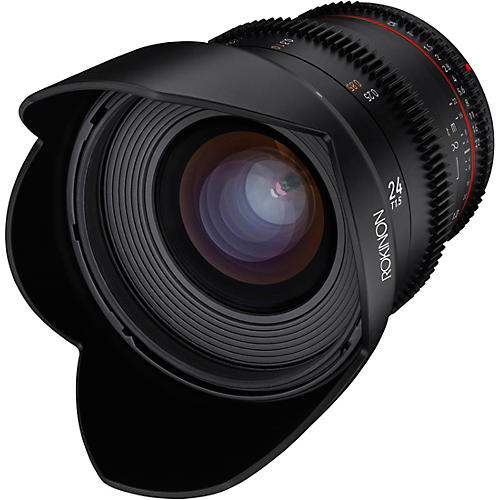 Rokinon Cine DSX 24mm T1.5 Wide Angle Cine Lens for Sony E-Mount