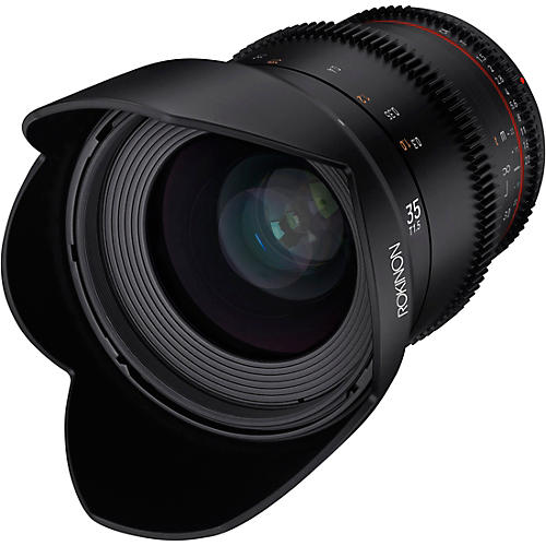 Rokinon Cine DSX 35mm T1.5 Wide Angle Cine Lens for Sony E-Mount