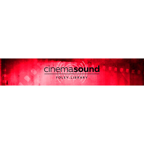 Impact Soundworks Cinema Sound Foley Library (Download)